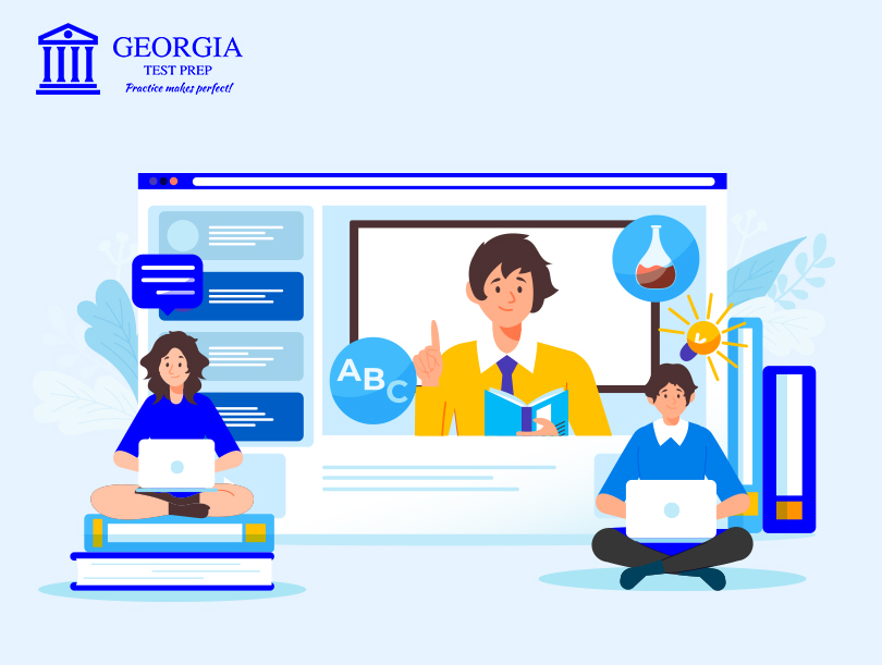 How can Georgia Test Prep help parents get complete peace of mind?