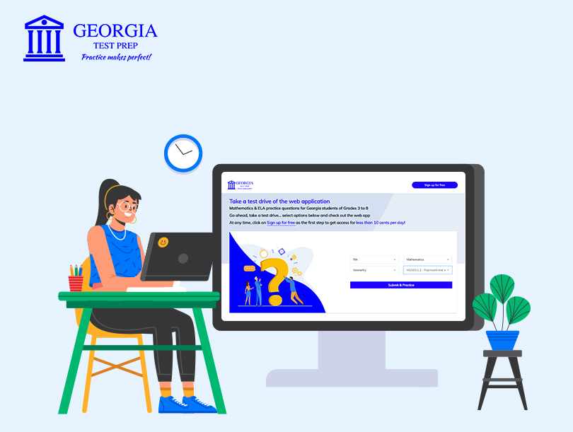 5th Grade Tests and Assessments on Georgia Test Prep