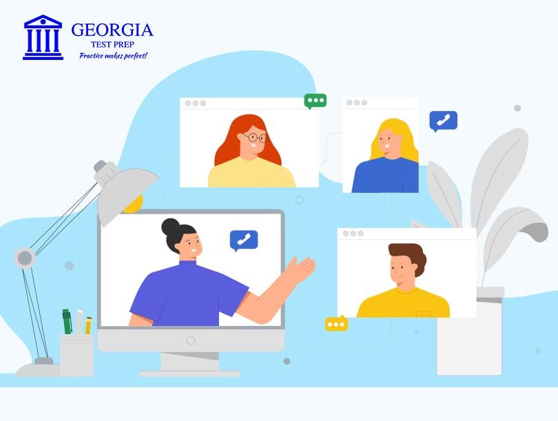 ways to foster parent-teacher communication- georgia test prep